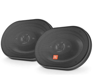 "JBL Stage 420W Max (140W RMS) 6"" x 9"" 4 ohms Stage Series 3-Way Coaxial Car Audio Speakers for Sale in Los Angeles, CA"