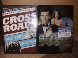 007 For Your Eyes Only DVD for Sale in Farmington, WV
