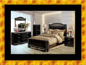 5pc Ashley bedroom set for Sale in Silver Spring, MD