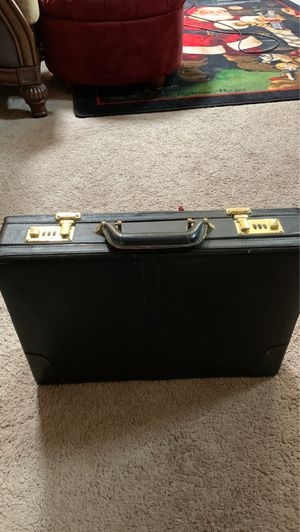 Black Briefcase. for Sale in Cincinnati, OH