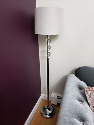 Floor lamp for Sale in Chelsea, MA