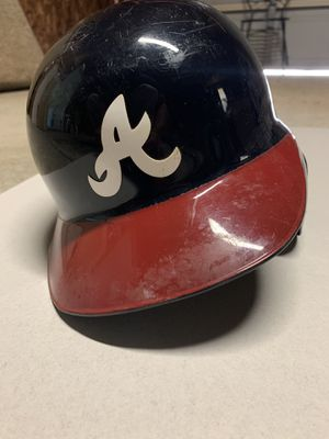 """Atlanta braves MLB Helmet"""" for Sale in Cadwell, GA"