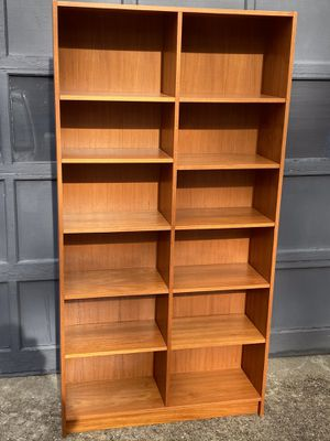 Double Wide bookcase for Sale in Wareham, MA