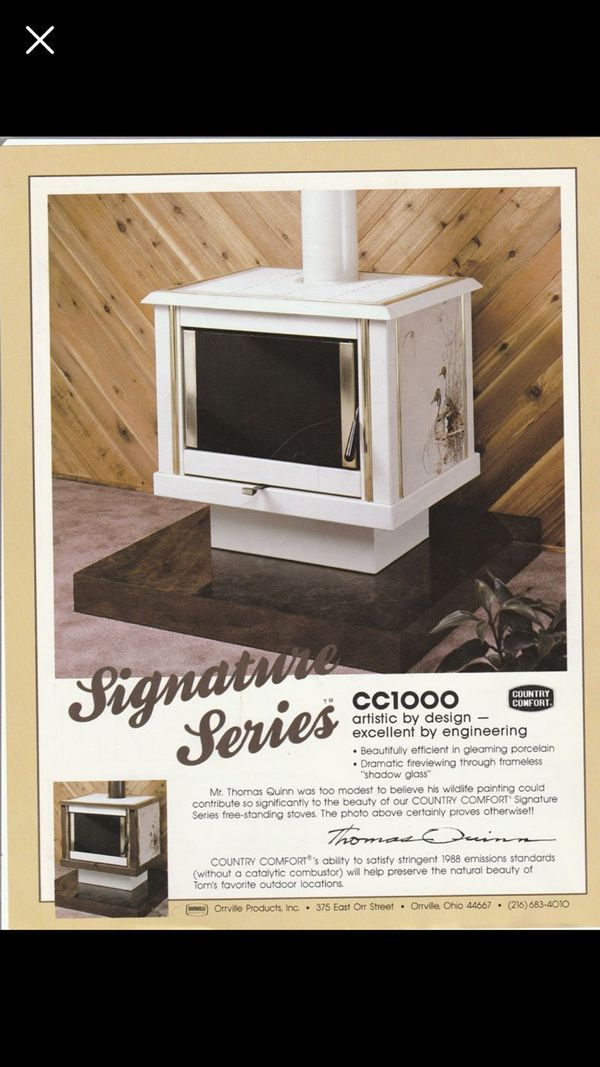 Country Comfort Fireplace Manual, Country Comfort Wood Fireplace Insert