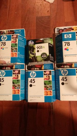 HP inkjet print cartridge for Sale in Dallas, TX