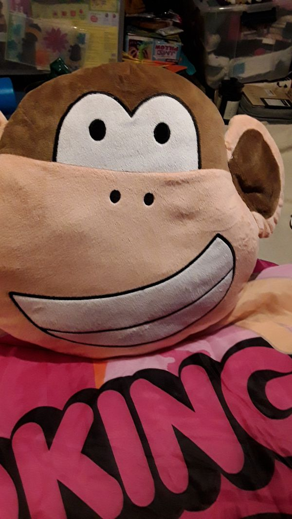 Sleeping bag with pillow
