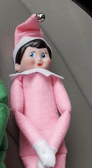 Pink Girl Elf Doll for Sale in Cranston, RI