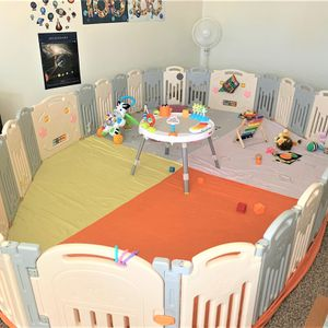 Two set of Baby Playpen (27 Panel) for Sale in Pasadena, CA