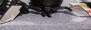 Carbon Fiber Aftermarket Motorcycle Mirrors for Sale in Euless, TX