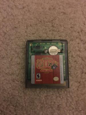 The Legend of Zelda Oracle of Seasons for Sale in Auburn, GA