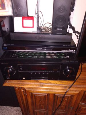 Pioneer Receiver for Sale in Bell Gardens, CA