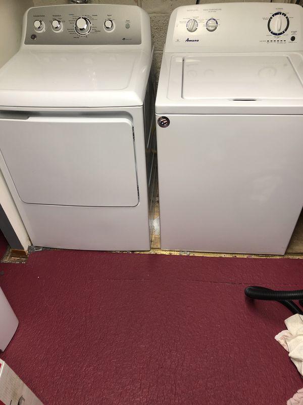 Washer&dryer (Gas)
