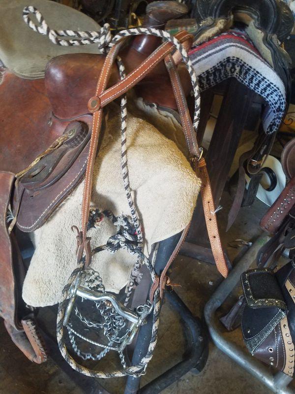 Mexican charro ,western horse bit