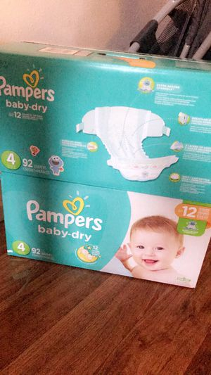 Pampers baby dry for Sale in Murfreesboro, TN