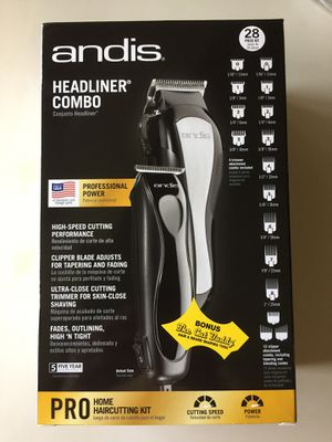 Andis Haircutting Kit for Sale in Walled Lake, MI