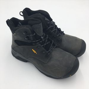 Brand New (Unused) Women's Keen Grey Size 10 Work Boots Steel Toe for Sale in Chula Vista, CA