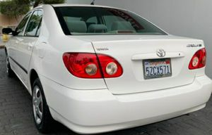07 Corolla Clean title Low Milles for Sale in Hawthorne, CA