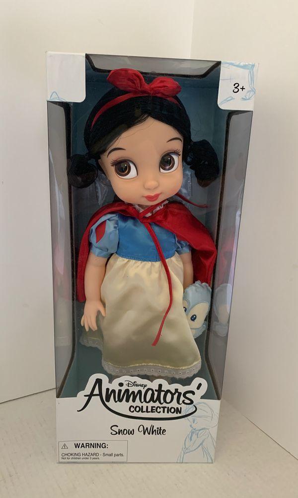 Disney Animators collection Snow White first edition