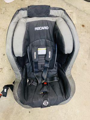 Recarro Proride convertible car seat (front & backward facing) for Sale in San Bruno, CA