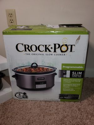 Crock Pot for Sale in FAIRMOUNT HGT, MD