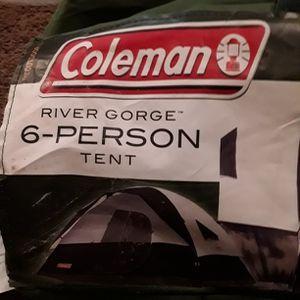 Tent, Sleeps 6, Coleman for Sale in Wallingford, CT