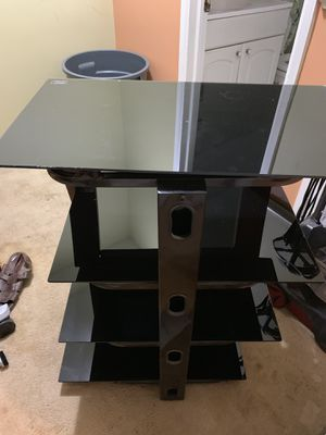 Tv stand/ with shuffles for Sale in Silver Spring, MD