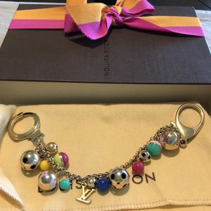 💝Authentic Louis Vuitton Grelots Purse Charm for Sale in Sanford, FL