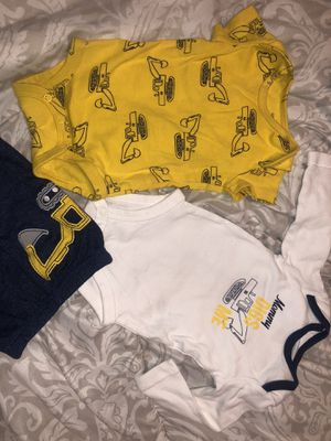 Baby trucks outfit for Sale in Reedley, CA
