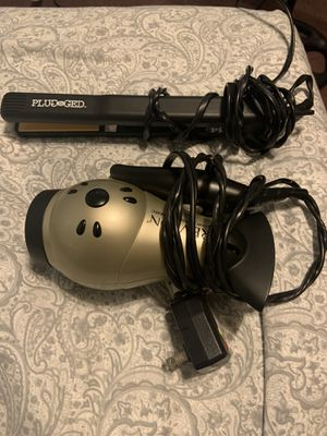 Revlon Blow Dryer & Straightener for Sale in Los Angeles, CA