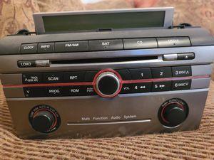 Mazdaspeed3 OEM Radio for Sale in Palmdale, CA
