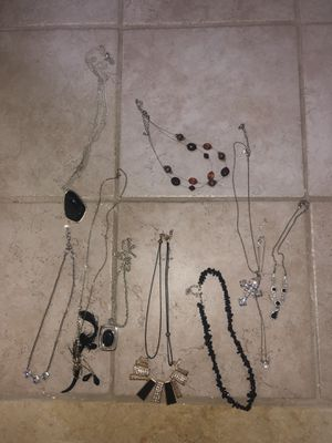 Jewelry necklaces for Sale in Woodbridge, VA