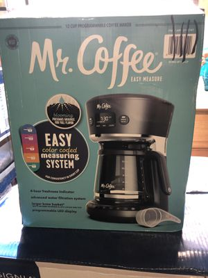 Coffee Maker- New Condition for Sale in Fresno, CA