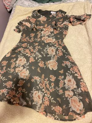 Children's Place Girls Floral Dress for Sale in Philadelphia, PA