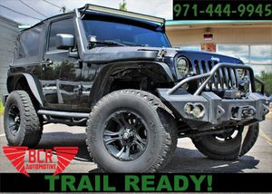 2008 Jeep Wrangler for Sale in Portland, OR