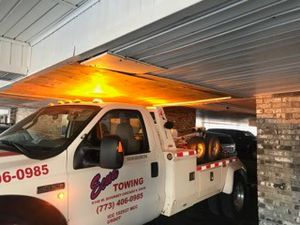 2006 Ford f450 snatcher 4×4 diesel turbodiesel for Sale in Chicago, IL