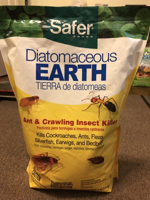 Diatomaceous Earth (Safer brand) for Sale in Hyattsville, MD