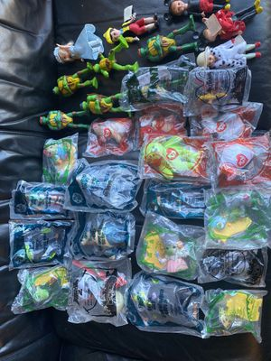 Happy meal toys for Sale in Temple City, CA