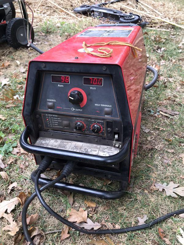 """Welder Lincoln inverter V350 pro. """"Electric"""""""