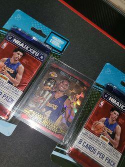 17 - 18 NBA HOOPS SLIM PACKS $35 for Sale in Whittier,  CA