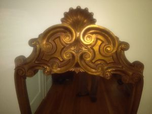 Beautiful Large Antique Mirror for Sale in Jamaica Plain, MA