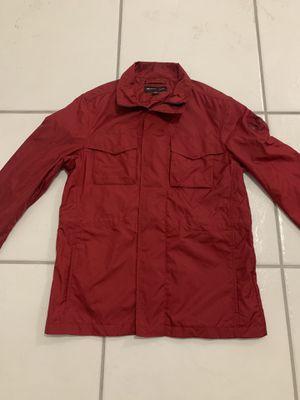 Michael Kors Windbreaker Dark Red/ Sz. S/ Mint Condition (Worn 2x) for Sale in Tamarac, FL