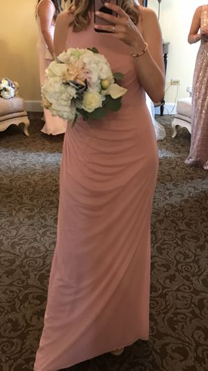 Dress - bridesmaid size 6- worn once for Sale in Chicago, IL