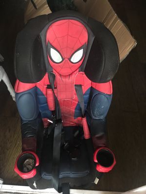 Spider-Man car seat for Sale in Chula Vista, CA