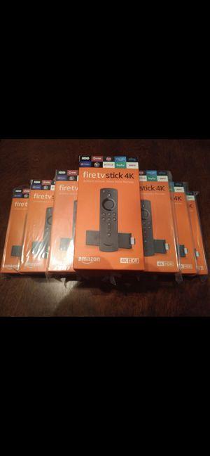 Amazon 4K fire stick for Sale in Carrollton, TX
