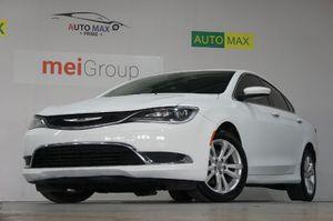 2015 Chrysler 200 for Sale in Arlington, TX
