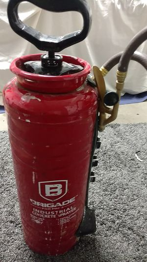 Brigade for pros industrial sprayer for Sale in Payson, AZ
