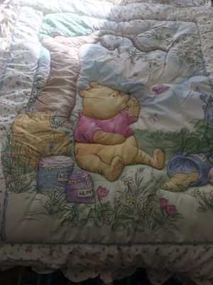 Baby crib set Classic Pooh for Sale in Bothell, WA