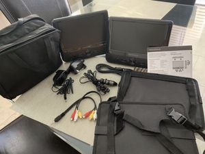 """9"""" portable DVD player for Sale in Pearland, TX"""
