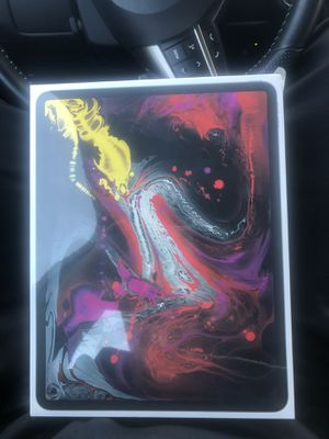 iPad Pro 12.9 3rd generation 256gb for Sale in Los Angeles, CA