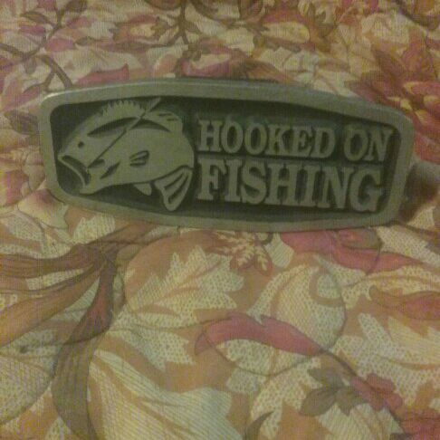 Going Fishing Trailer Receiver Cover